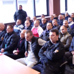 ВИДЕО – Командант Малишева: Не сум виновен, настанот е политички монтиран