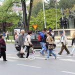 РСБСП: Зошто страдаат  пешаците во  Република Македонија?