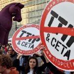 По бурната расправа договорот CETА доби зелено светло во ЕП