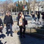Сеад Кочан дојде на распит во Кривичниот суд