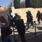 Ученик пукал во директорот, уште седум лица повредени