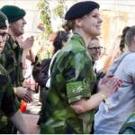 Шведска ја враќа воената обврска