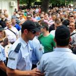 Продолжува судскиот процес за насилствата пред Општина Центар