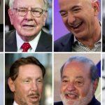 Forbes објави нова листа на најбогатите луѓе во светот