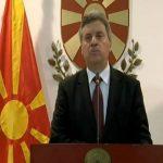 Иванов не го даде мандатот на Заев