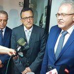 Неправилната примена на Адвокатската тарифа од страна на судовите – главна тема на средбата помеѓу делегацијата на Адвокатската комора и претседателот на Врховниот суд