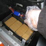 Запленети 7 килограми хероин на граничниот премин Богородица