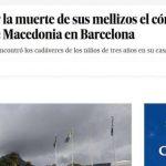 Почесниот конзул на Македонија во Барселона уапсен под сомневање дека си ги убил децата