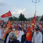 """""""За заедничка Македонија"""" ќе водат правна битка со редуцирани протести"""