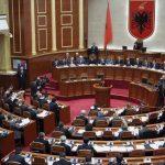 Албанското собрание ги изгласа реформите во правниот систем