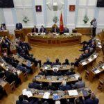 Црногорскиот парламент го усвои законот за потврдување на договорот за стапување во НАТО