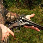 Без причина пукал од ловџиска пушка