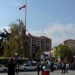 Условна казна за кумановецот кој го симна македонското знаме