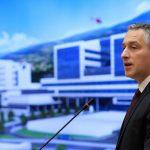 Обид за атентат на Тодоров пред Министерството за здравство