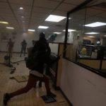 Демонстранти ја запалија  зградата на Врховниот суд во Каракас