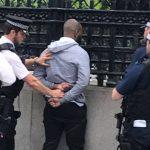 Уапсен сомнителен маж пред британскиот Парламент
