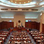Не поминаа барањата на опозицијата за Јавното обвинителство и за укинувањето на радиодифузната такса