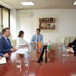 Ќе се продлабочува македонско-унгарска соработка во форензиката и борбата против корупцијата