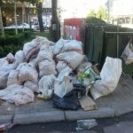 Апел до граѓаните да не го фрлаат мебелот и градежниот шут до контејнерите, следат казни