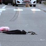 Возач удрил во пешак и побегнал
