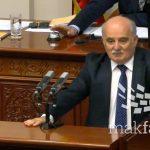 (ВИДЕО) Зврлевски ќе зборува во Собрание откако ќе ги слушне репликите на пратениците