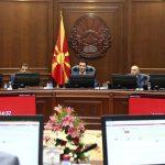 Измените на Законот за  внатрешни работи на владина седница