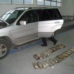 Бугарин се обидел да пренесе 22 килограма марихуана преку Блаце