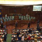 Косовските пратеници положија заклетва во Собранието