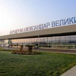 Засилени безбедносни мерки на скопскиот аеродром