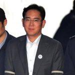 """Првиот човек на """"Самсунг"""" осуден на пет години затвор за поткуп"""