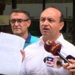 Живко Митревски не го признава новиот претседтаел на ССМ, поднесе кривична пријава против министерката за труд