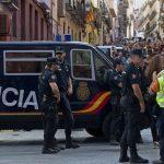 Уапсени 12 политичари и високи претставници во Барселона