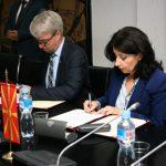МВР и УНХЦР потпишаа меморандум за поголема заштита на азилантите