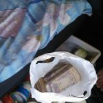 Царината заплени 16.000 фунти на граничниот премин Табановце