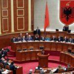 Албанскиот парламент го укина имунитетот на екс министерот на полиција