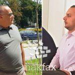 Уапсени бегалците од СЈО, Горан Грујевски и Никола Бошковски