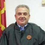 Стојанче Рибарев поднесе оставка од функцијата претседател на кривичниот суд од лични причини