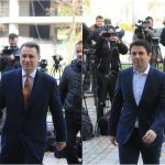 Груевски и Јанакиески не чувствуваат вина за насилствата пред општина Центар