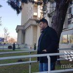 Пресуда за вториот обвинет кој призна дека вршел насилство пред Општина Центар