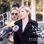 """Ристоскa: Убедени сме дека ќе добиеме осудителна пресуда за """"Тврдина 2"""""""