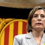 Претседателката на каталонскиот парламент со кауција од 150.000 евра е пуштена од притвор