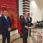 Јово Вангеловски нема да реагира за извештајот за АКМИС-от дури не го добие од министерот за правда