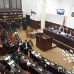 Остана уште една седница за предлог-законот за јазиците, отворени 89 амандмани