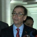 Бејли: Владеењето на правото и борбата против корупцијата се предуслов за влез во НАТО