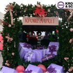 Новогодишна магија во дворот на компанијатa КРОМБЕРГ & ШУБЕРТ МАКЕДОНИЈА ДООЕЛ БИТОЛА