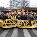 Во Брисел 50 илјади луѓе маршираа за поддршка на Пучдемон