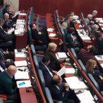 Собранието го ратификуваше Договорот за добрососедство со Бугарија