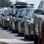 Новиот закон за возила предвидува еколошки налепници и посебни таблици за таксистите