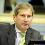Хан: ЕК ќе препорача почеток на пристапните преговори со Македонија