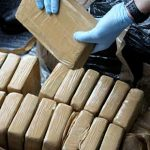 Во Еквадор  запленети 1,5 тони кокаин